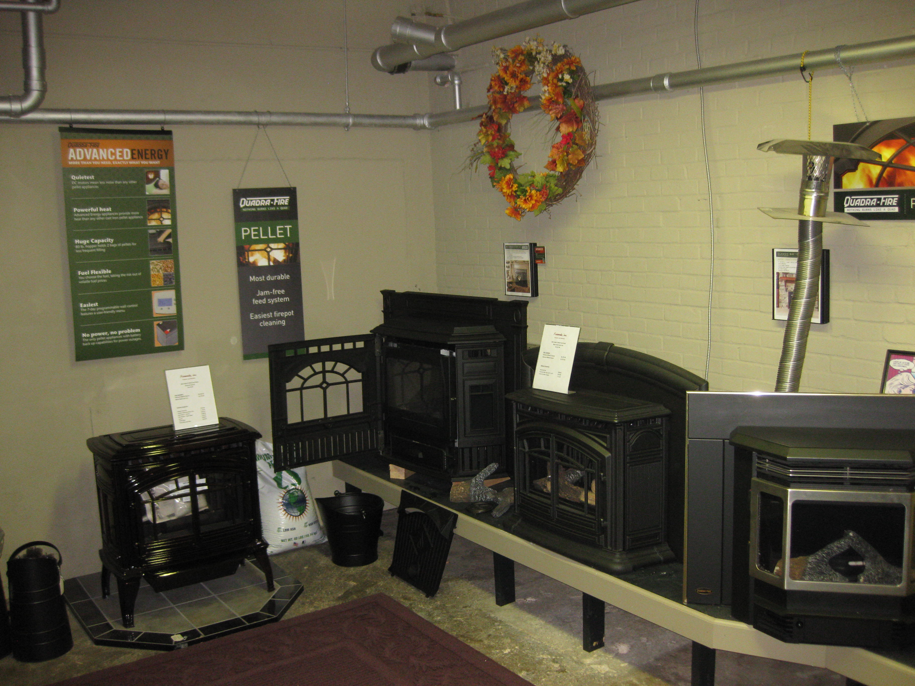 Fireworks Fireplace Westminster Fireplaces